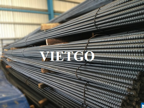 Opportunity to export 100,000 tons of deformed steel bar to the Korean market
