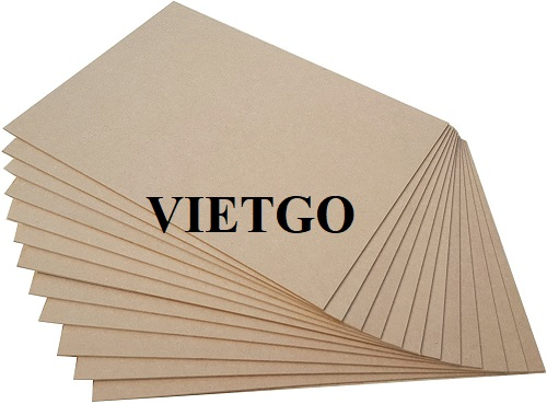Opportunity to export MDF boards to the Philippines market