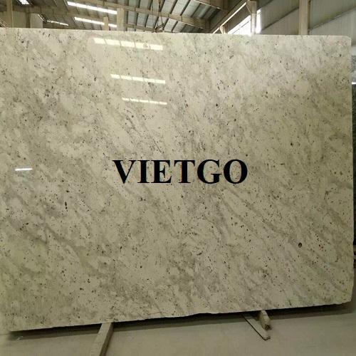 Cơ hội xuất khẩu đá granite sang thị trường Ấn Độ