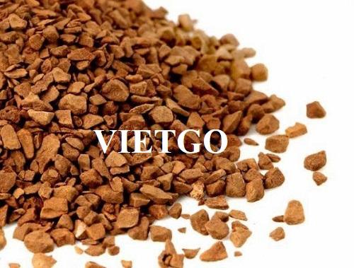 Cơ hội xuất khẩu 20 container 40ft hàng tháng cà phê hòa tan sấy lạnh (freeze dry coffee) hợp đồng cả năm sang thị trường Singapore
