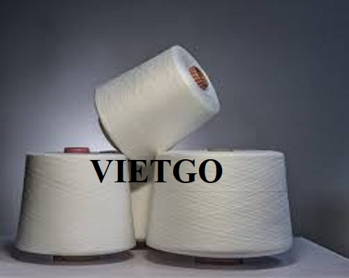 Opportunity to export 50 tons of yarn monthly to the Indian market