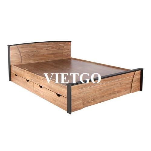 Cơ hội xuất khẩu 300 container 40ft giường gỗ hàng tháng sang thị trường Úc