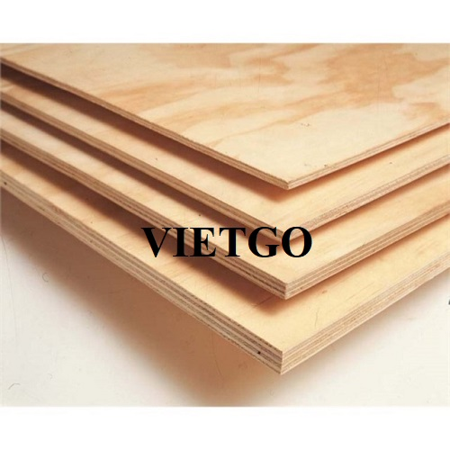 Opportunity to export plywood to the Nepal market