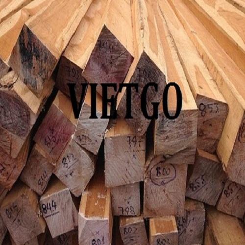 Cơ hội xuất khẩu 4 container 20ft gỗ teak xẻ hàng tháng sang thị trường Bangladesh