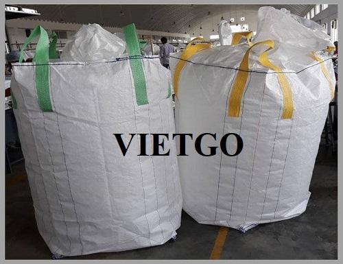 Cơ hội xuất khẩu 100.000 chiếc bao Jumbo sang thị trường Malaysia  