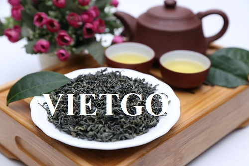 Opportunity to export Green Tea to Cambodia market  