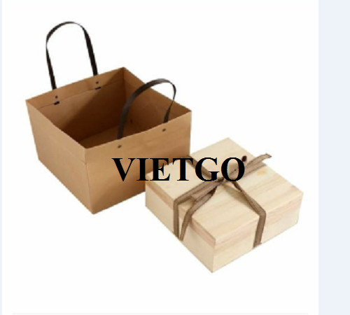 Cơ hội xuất khẩu hộp gỗ đựng rượu cho một doanh nghiệp tại Campuchia