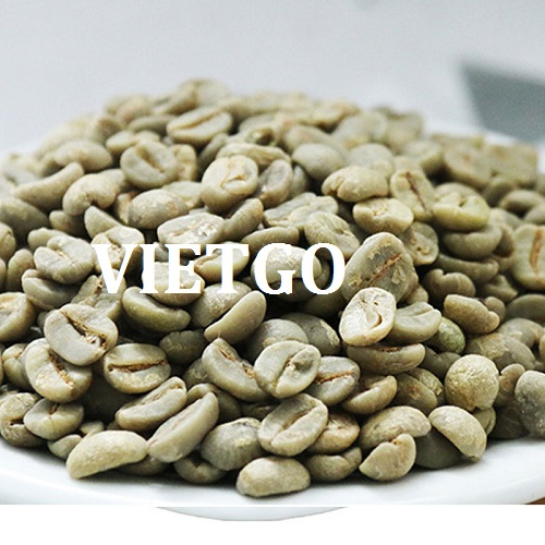 Opportunity to export coffee beans to Dubai and Saudi Arabia