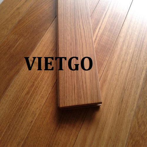 Cơ hội xuất khẩu ván sàn gỗ teak sang thị trường Malaysia