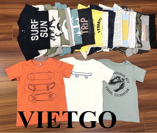 Cơ hội xuất khẩu áo T - shirt nam sang thị trường Ấn Độ