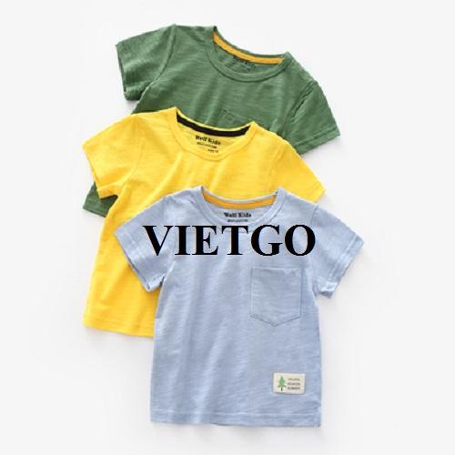 Cơ hội xuất khẩu mặt hàng quần áo trẻ em sang thị trường Ấn Độ
