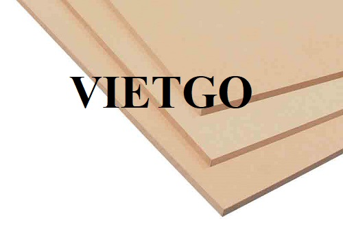 Opportunity to export MDF boards to the Lebanon market