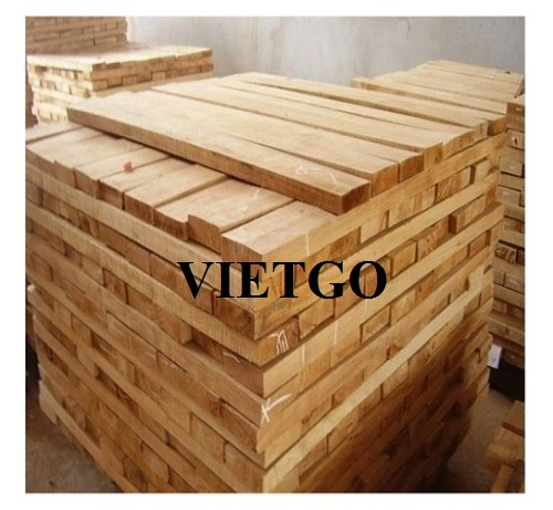 Cơ hội xuất khẩu gỗ cao su xẻ sang thị trường Ai Cập