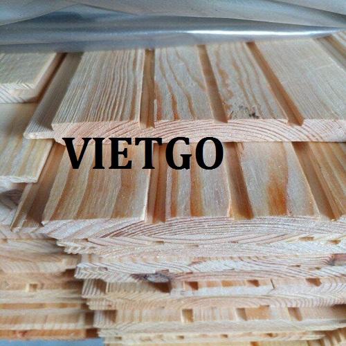 Cơ hội xuất khẩu gỗ thông xẻ sang thị trường Indonesia