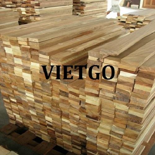 Cơ hội xuất khẩu 400m3 gỗ keo xẻ hàng tháng sang thị trường Ấn Độ