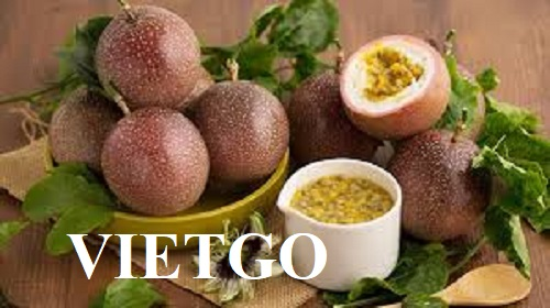 (Urgent) Opportunity to export passion fruits from an American customer