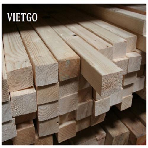 (Gấp) Cơ hội xuất khẩu gỗ cao su xẻ sang thị trường Sri Lanka