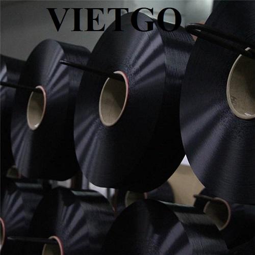 Cơ hội xuất khẩu 01 container 40ft sản phẩm sợi cho một công ty chuyên nhập khẩu sợi tại Hàn Quốc