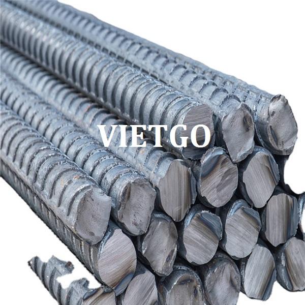 Opportunity to export steel rebars to the Korean market