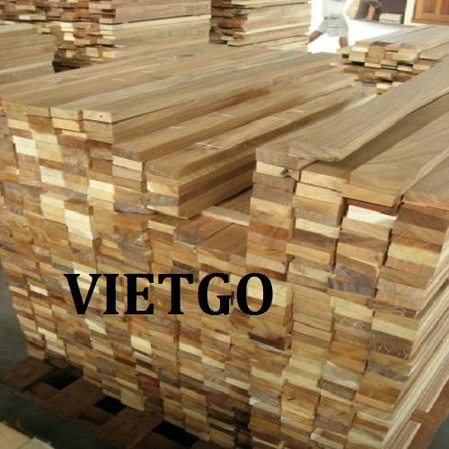 (Gấp) Cơ hội xuất khẩu 3 container 20ft gỗ keo xẻ hàng tháng sang thị trường Hàn Quốc