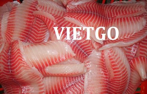 Cơ hội xuất khẩu cá rô phi phi lê đông lạnh sang thị trường Tây Ban Nha