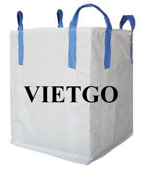 Cơ hội xuất khẩu túi Jumbo sang thị trường Ai Cập