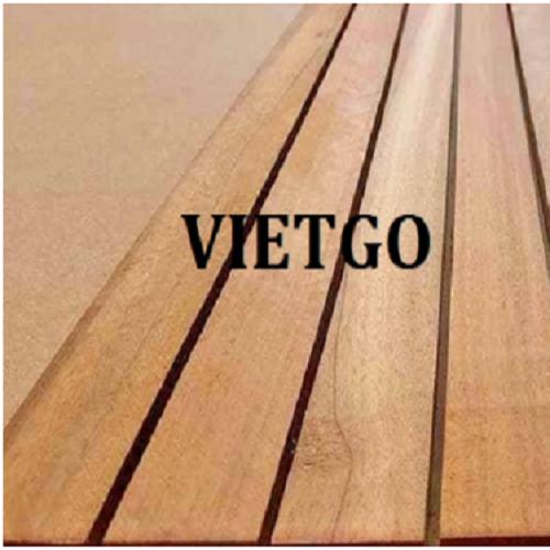 Cơ hội xuất khẩu gỗ teak xẻ sang thị trường Ấn Độ  