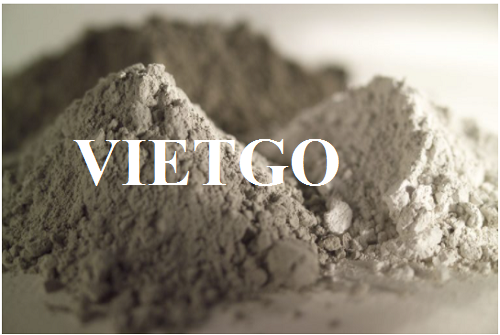 Opportunity to export a large amount of cement monthly to the Indonesian market