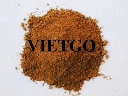 Cơ hội cung cấp bột hương cho một cơ sở sản xuất hương tại Ấn Độ