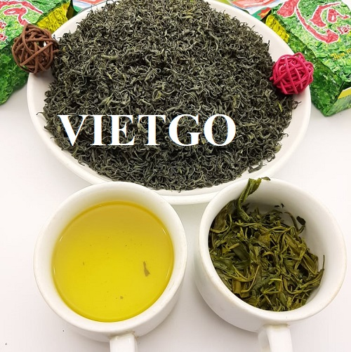 Opportunity to export Green Tea to the UK market