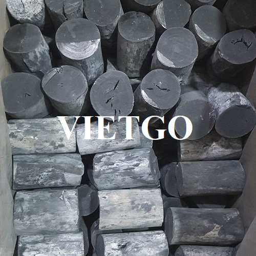 Opportunity to supply annually 16 containers of white coal products to the Korean market