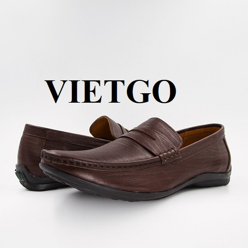 Opportunity to provide leather shoes and sandals for a customer from Cameroon
