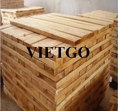 Cơ hội xuất khẩu gỗ xẻ sang thị trường Dubai