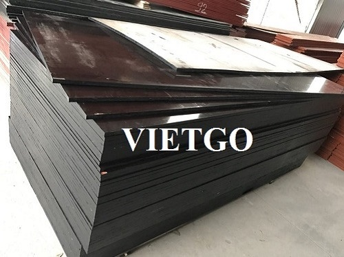 Opportunity to export film faced plywood to the Kuwait market