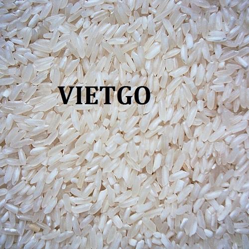 Opportunity to export jasmine rice to the Dubai market