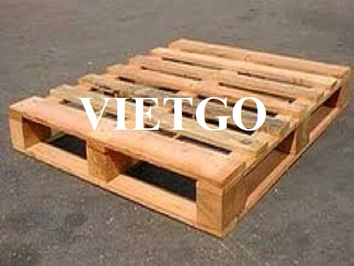 (Urgent) Opportunity to export wooden pallets to the Brazilian market