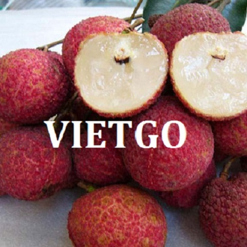 Opportunity to export lychee to the Kuwait market