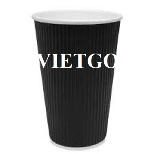 Opportunity to export paper cups to the UK