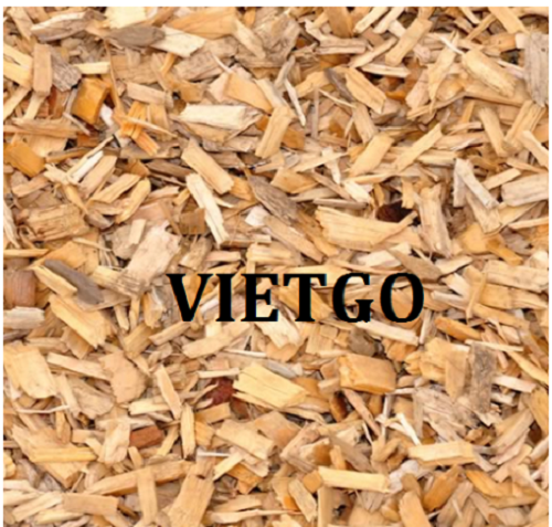 Opportunity to export 30,000 BDMT of wood chips monthly to the Chinese market