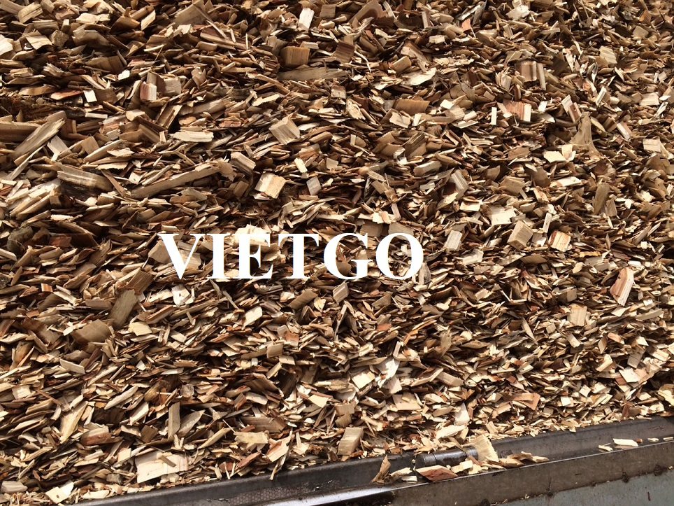 The general director of a wood enterprise in Denmark plans to import 50,000 tons of wood chips for an upcoming paper production project