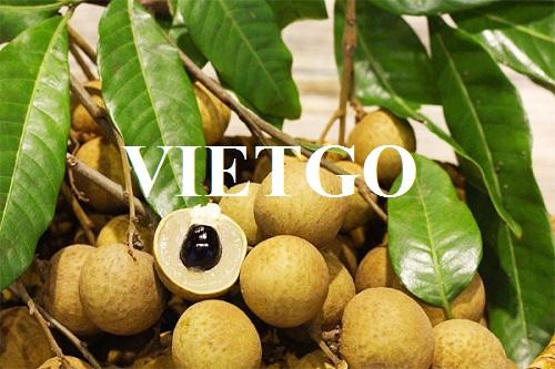 Cơ hội xuất khẩu trái nhãn sang thị trường Indonesia