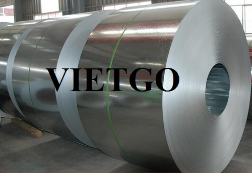 Maldivian trader needs to find suppliers for galvanized steel coil products