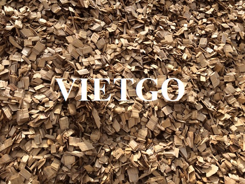 Opportunity to export 30,000 tons of wood chips per month to China market
