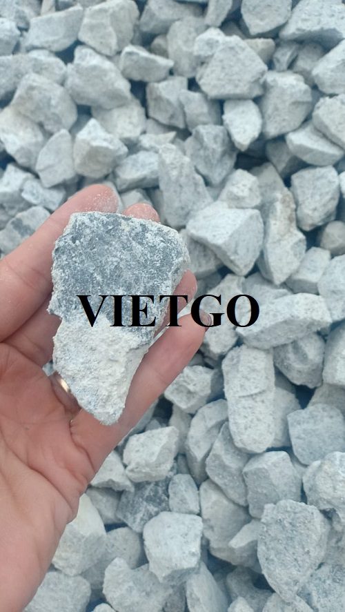 Opportunity to provide dolomite stone for a Bangladeshi trader who specializes in importing construction materials