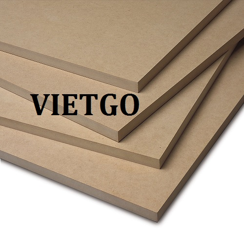 (Urgent) Opportunity to export 5 40ft containers of MDF boards every month to the Egyptian market