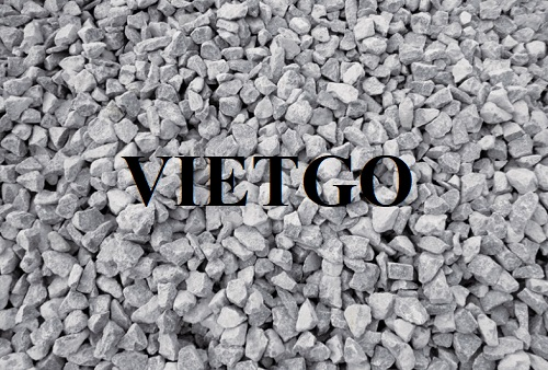 Opportunity to export construction stone for a construction company in Bangladesh