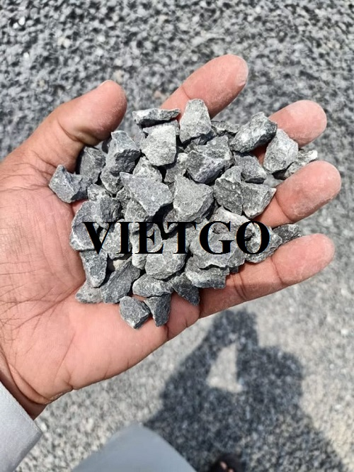 The opportunity to export construction stone to the Bangladesh market
