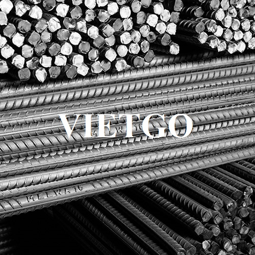 The opportunity to export 1 million tons of steel rod bars to the Senegal market lasts 3 years