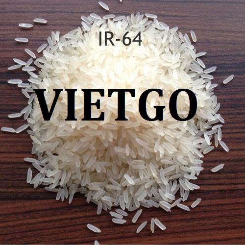 Cơ hội xuất khẩu Gạo sang thị trường Maroc