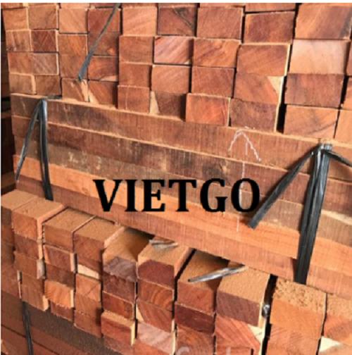 Cơ hội xuất khẩu gỗ căm xe xẻ sang thị trường Singapore